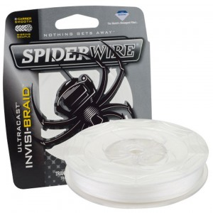 Šnúra SPIDERWIRE Ultracast Invisi-Braid