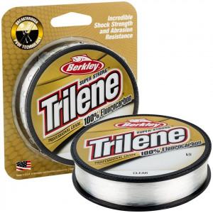 Vlasec BERKLEY Trilene 100 % Fluorocarbon XL