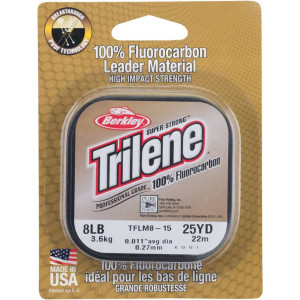 Vlasec BERKLEY Trilene 100% Fluorocarbon 25m