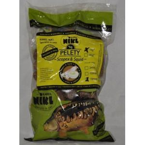 Pelety NIKL Scopex & Squid