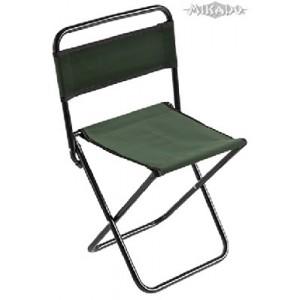 Stolička MIKADO zelená