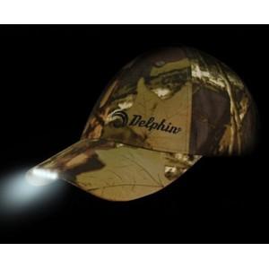 Šiltovka DELPHIN s LED svietením