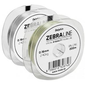 Vlasec DELPHIN Zebra Line
