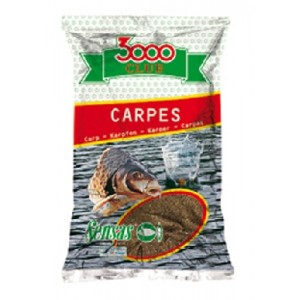 Krmivo SENSAS 3000 CLUB CARPES