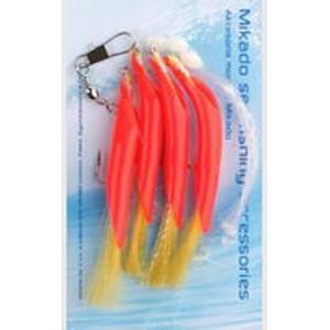 Morská nástraha MIKADO Hair Tube Rig