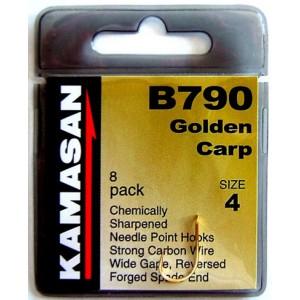 Háčiky KAMASAN Golden Carp B790