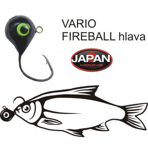 Jig BLACK CAT Vario Fireball