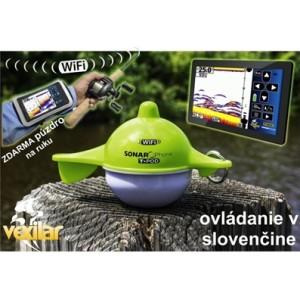 Bezdrôtový Wifi sonar VEXILAR SONARPHONE SP100