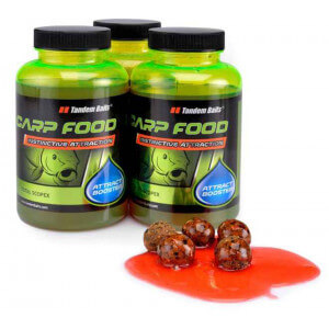 Booster Tandem Baits Impact Attract