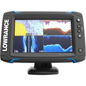 Sonar LOWRANCE Elite-7 Ti Total Scan so sondou