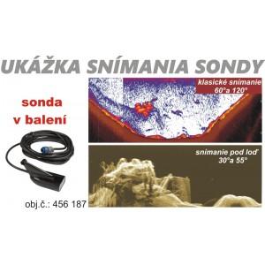 Obrázok 2 k Sonar LOWRANCE Hook-7x Chirp/DSI sonar