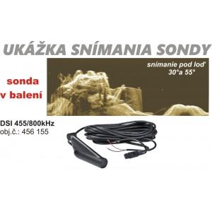 Obrázok 2 k Sonar LOWRANCE Hook-3x DSI sonar so sondou 455/800kHz