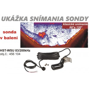 Obrázok 3 k Sonar LOWRANCE Hook-3x Sonar 83/200 EMEA - Language Pack 455/800kHz