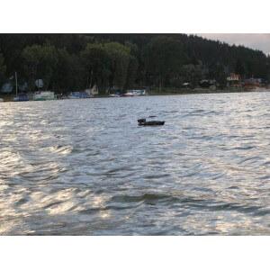 Obrázok 11 k SET = zavážacia loďka a bezdrôtový sonar do 300m