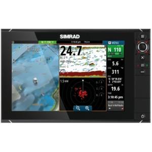 SET - multifunkčný sonar SIMRAD NSS12 evo2 + 4G radar