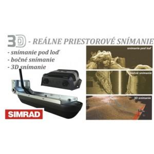 Sonda SIMRAD StructureScan® 3D W/ XDCR