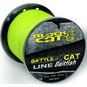 Šnúra Black Cat Battle Cat Line Baitfish