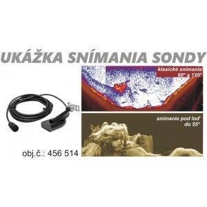 Sonda LOWRANCE HDI/ Chirp MED/ High, jazerá