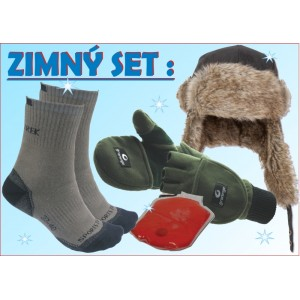 Zimný set SPORTS Winter
