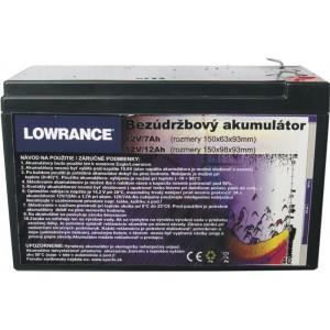 Akumulátor LOWRANCE k sonaru