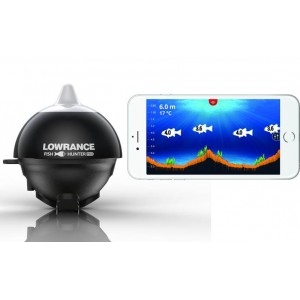 Bezdrôtový sonar LOWRANCE FishHunter Pro