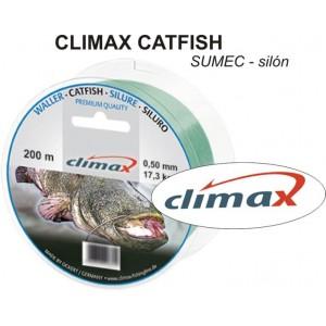 Vlasec CLIMAX Catfish zelený