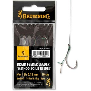 Nadväzec BROWNING Braid Feeder Method Boilie