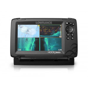 Sonar LOWRANCE Hook Reveal 7 Tripleshot ROW