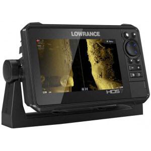 Obrázok 3 k Sonar LOWRANCE HDS Live 7 Row bez sondy Transducer