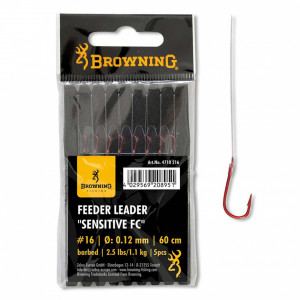 Nadväzce BROWNING Feeder Leader Sensitive FC