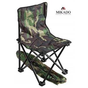 Stolička MIKADO Seat 012 Camoflauge