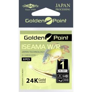 Háčiky MIKADO Golden Iseama GB