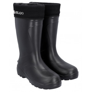 Čižmy MIKADO Wellingtons Black