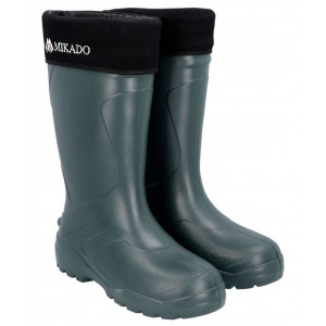 Čižmy MIKADO Wellingtons Green