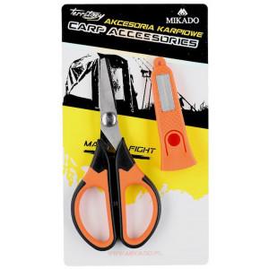 Nožnice MIKADO Scissor s brúskou