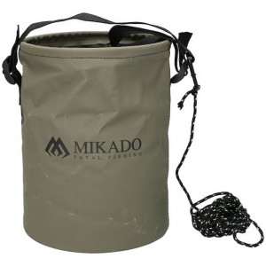 Skladacie vedro MIKADO Collapsible Bucket With Cord