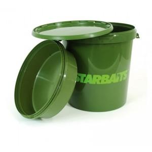 Vedro STARBAITS SB Container + vanička + veko