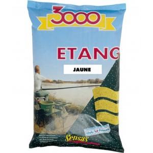 Krmivo SENSAS 3000 Etang Yellow jazero