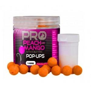 Boilie STARBAITS Probiotic Peach & Mango Pop Up