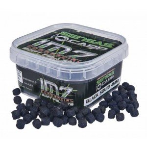 Pelety SENSAS IM7 Soft Pellets Black Squid