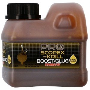 Booster STARBAITS Probiotic Scopex & Krill