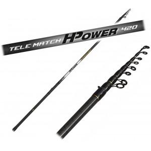 Prút SENSAS Canne Tele Match H Power Super Heavy