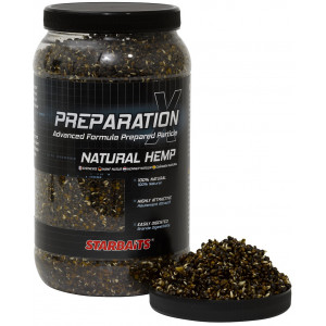 Varené konope STARBAITS PreparationX Natural Hemp