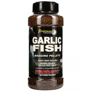 Pelety STARBAITS Garlic Fish Bagging Pellets