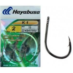 Háčiky HAYABUSHA K1