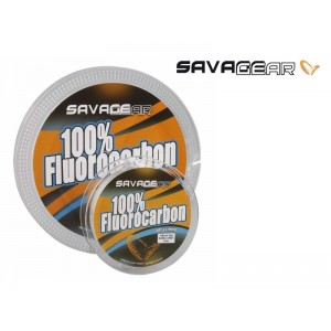 Vlasec SAVAGE Gear 100% Fluoro Carbon