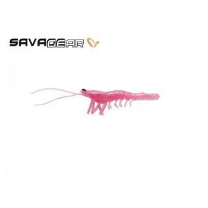 Nástraha SAVAGE Gear 3D Manic Shrimp Krill Pink