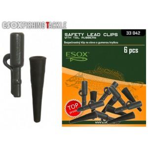 Klip ESOX Safety Lead Clips