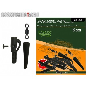 Klip ESOX Lead Lock Clips