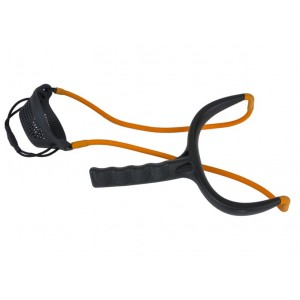 Prak FOX Rangemaster Powergrip Method Pouch Catapult